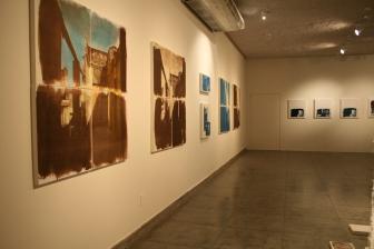"""Exposição """"Lugares Comuns ou Vazios Encenados"""", Pinacoteca da UFAL, Maceió, AL, 2008"""