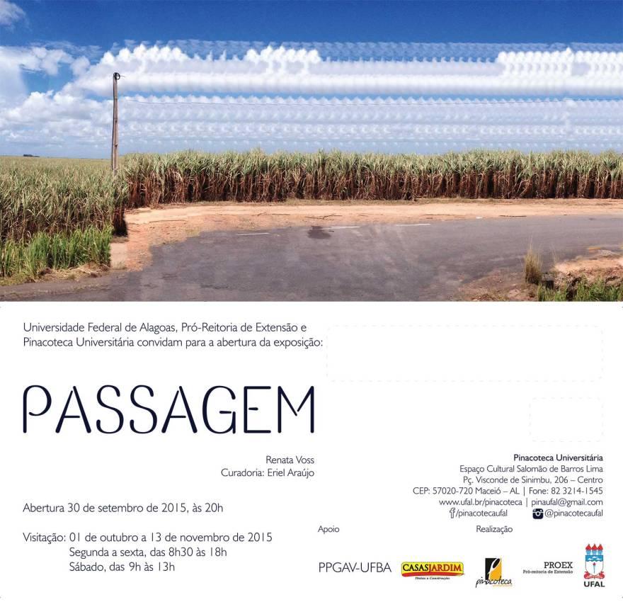 Convite Passagem
