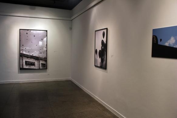 """Exposição """"Brevidade"""", Galeria do SESC, Aracaju, SE."""